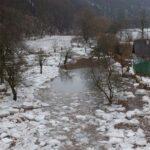 Kry vyplavené v Rakousích