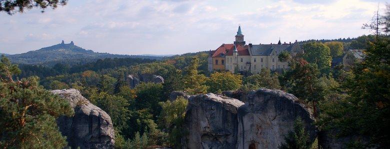 lezení v Českém Ráji