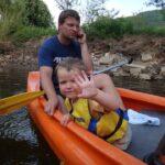 kanoe půjčovna jizera