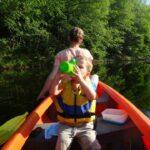kanoe samba půjčovna lodí